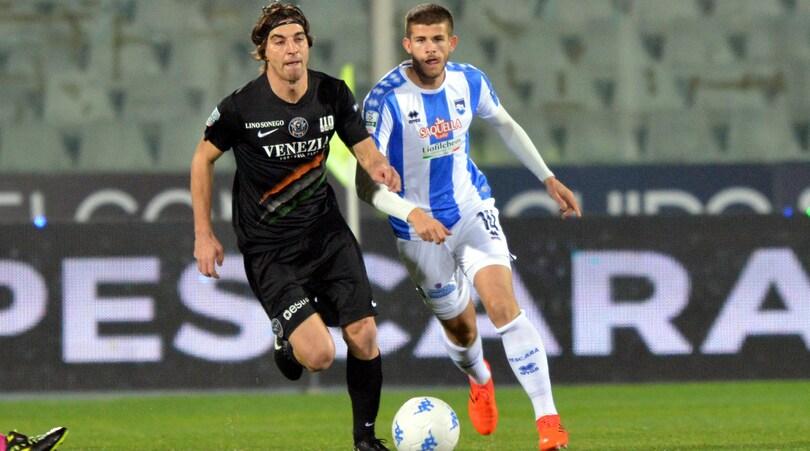 Serie B, gli squalificati: stop Valzania e Signorini