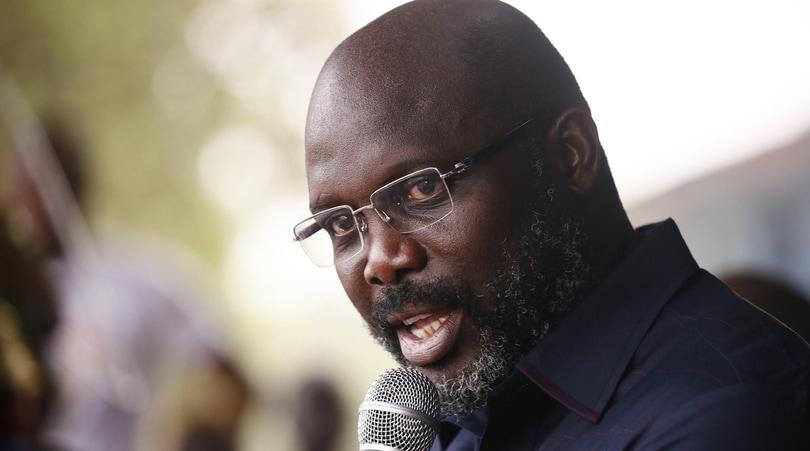 Weah eletto presidente della Liberia: il Milan si complimenta