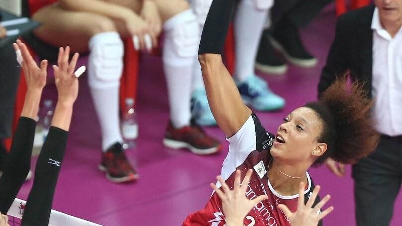 Volley: Coppa Italia Femminile, domani si decidono le semifinaliste