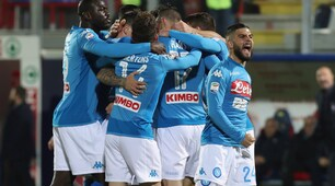 Serie A, Crotone-Napoli 0-1: decide Hamsik