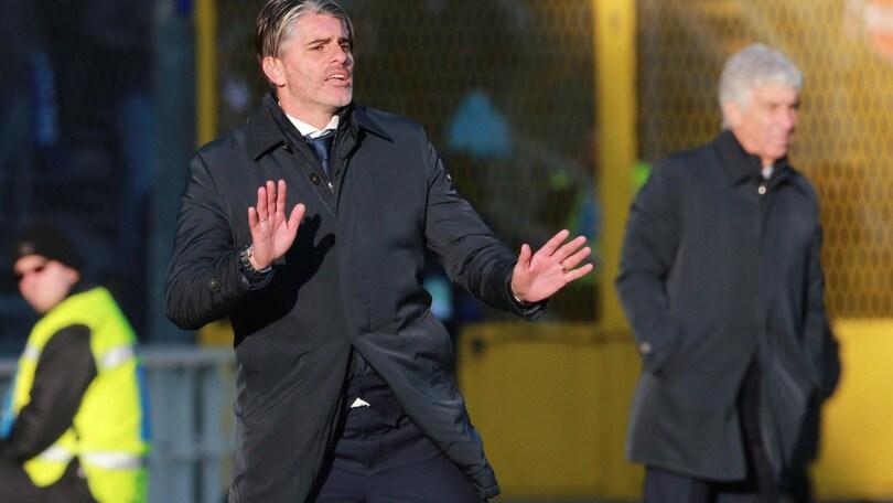Serie A Cagliari, Lopez: «Battuta un'Atalanta fortissima»