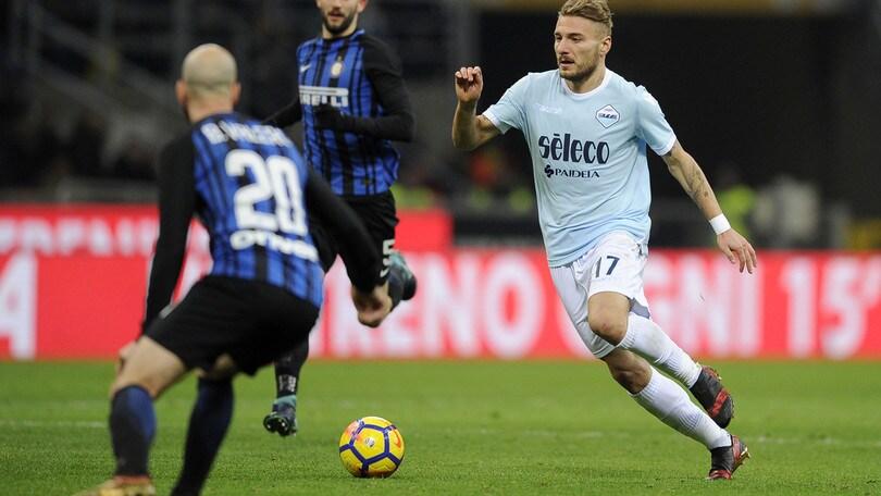 Serie A Inter-Lazio 0-0, il tabellino