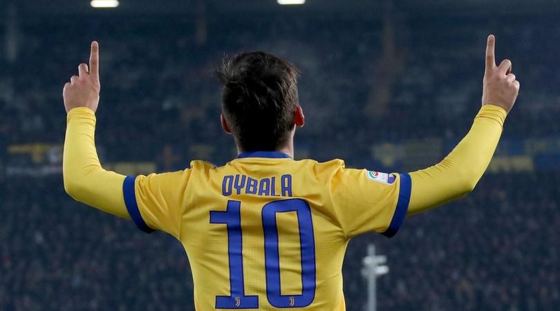 Juventus, Dybala è tornato super