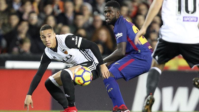 Dalla Spagna: «Il Manchester City vuole Umtiti»