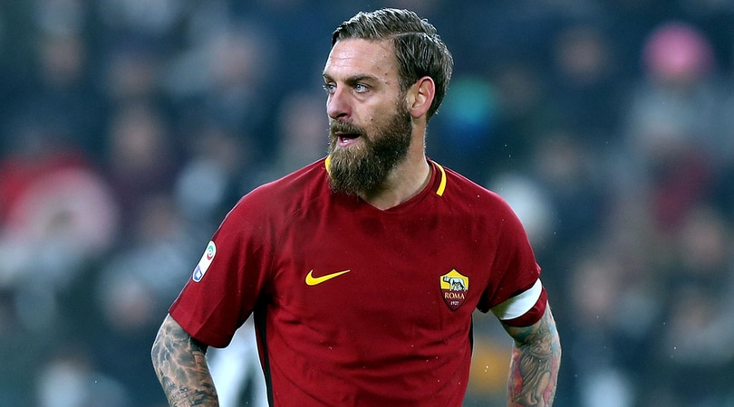 De Rossi: «Se non fossi diventato un calciatore avrei seguito la Roma ovunque»