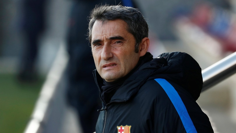 Barcellona, Valverde: «Vogliamo vincere tutto. L'addio di Neymar è stato duro»