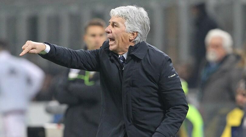Coppa Italia Atalanta, Gasperini: «Il Napoli è favorito»