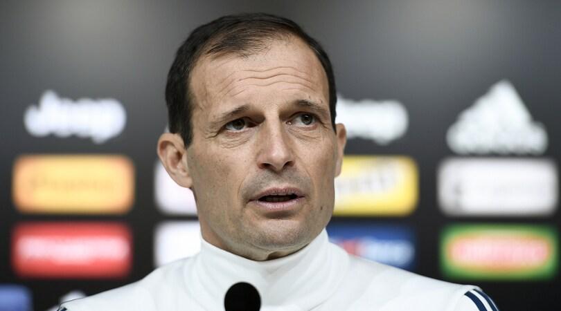 Juventus, Allegri: «Coppa Italia obiettivo come la Champions. Dybala gioca»