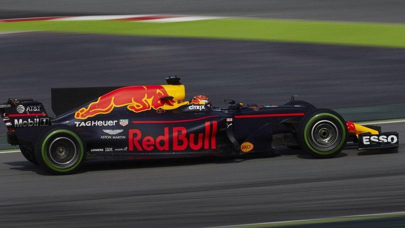 F1 Red Bull, annunciata la data di presentazione della RB14