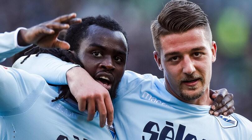 Milinkovic-Savic: «Il mercato? Io voglio solo la Champions con la Lazio»
