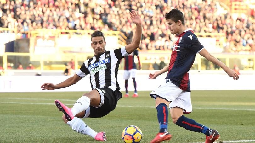 Serie A Udinese, lesione muscolare per Ali Adnan e Behrami
