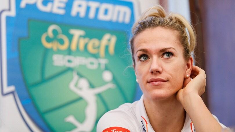 Volley: A1 Femminile, a Casalmaggiore arriva Maret Grothues