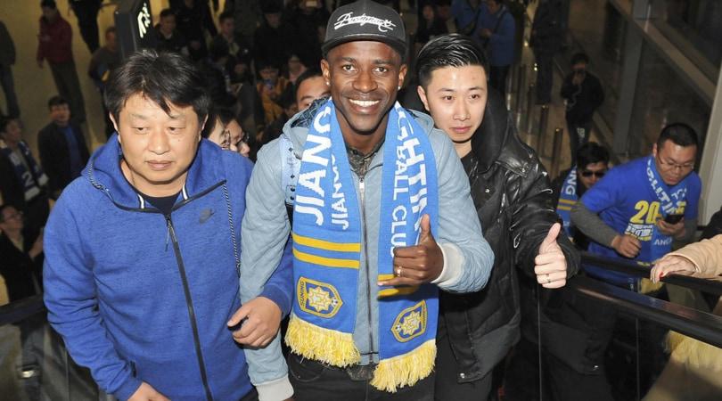 Calciomercato Inter, Ramires: «Grande club, sarei felice»