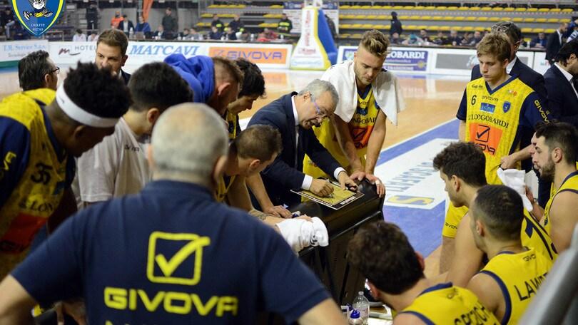 Serie A2 Old Wild West girone Ovest - Stasera il recupero Legnano-Scafati