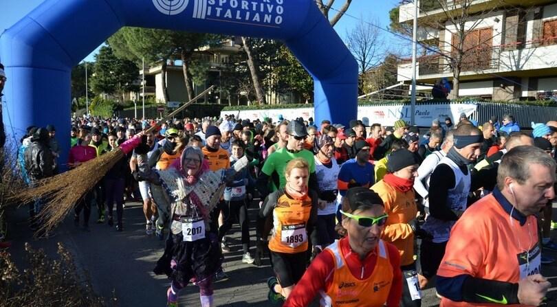 """""""Corri per la Befana"""": tutto pronto per l'evento del 6 gennaio"""