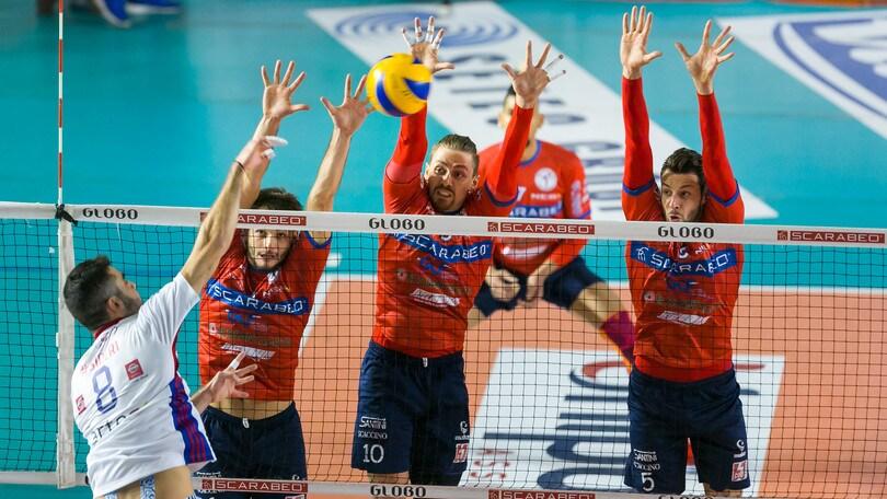 Volley: A2 Maschile, Girone Bianco: Roma e Santa Croce fanno il vuoto
