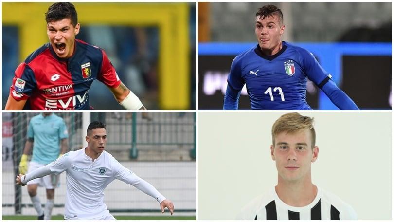 Calciomercato, le big investono sui giovani italiani: ecco chi sono