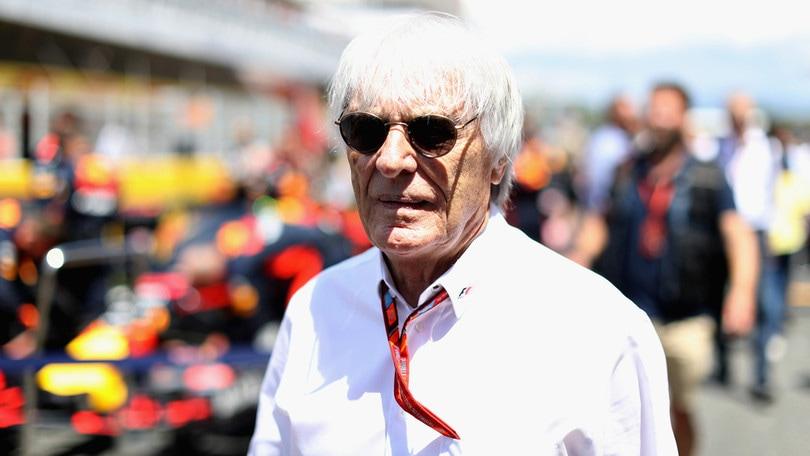 F1, Ecclestone: «Non c'è Formula 1 senza la Ferrari»