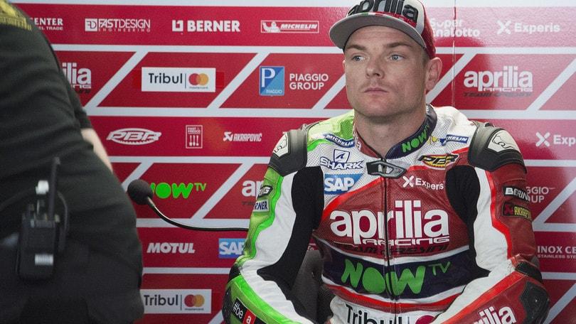 MotoGp, Lowes: «Rossi il migliore di tutti i tempi»