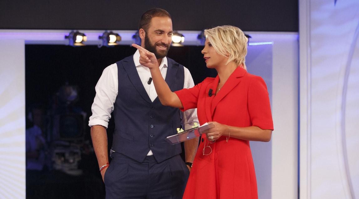 Il Pipita protagonista della prima puntata della nuova stagione del programma di Canale 5