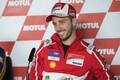 MotoGp, Dovizioso: «L'obiettivo è giocarci il campionato»