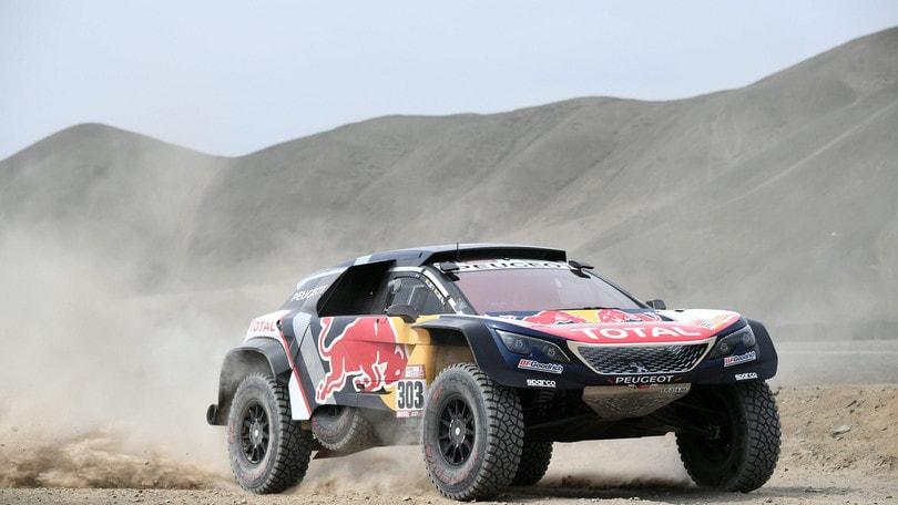 Rally, Dakar 2018 al via in Perù