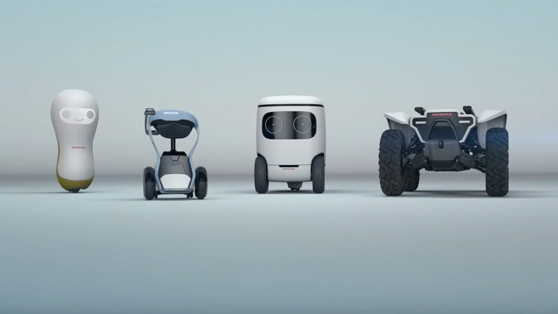 Honda al CES con una nuova generazione di robot intelligenti