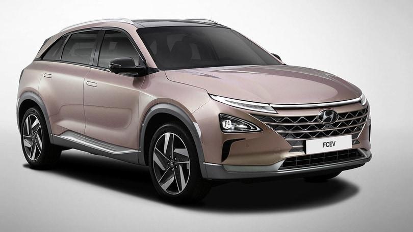 """Hyundai, """"Aurora"""" di un nuovo giorno autonomo e a idrogeno"""