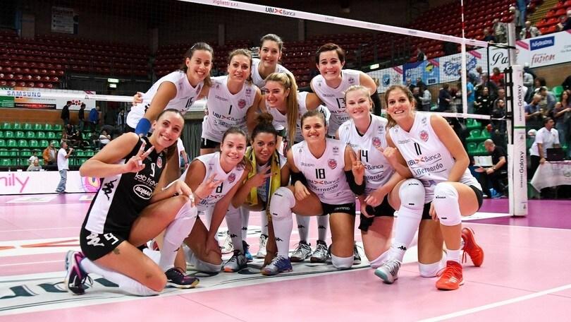 Volley: A2 Femminile, al via il girone di ritorno