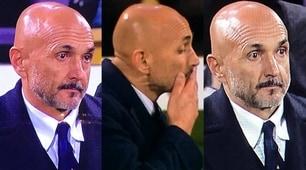 Inter, Simeone pareggia e Spalletti resta di sasso