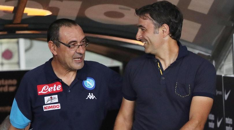 Serie A, Napoli-Verona, formazioni ufficiali e tempo reale. Dove vederla in tv