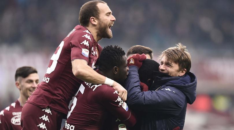 Torino-Bologna 3-0, Mazzarri cala il tris all'esordio