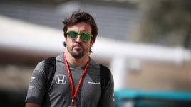 F1, Alonso: «Il terzo titolo è un obiettivo»