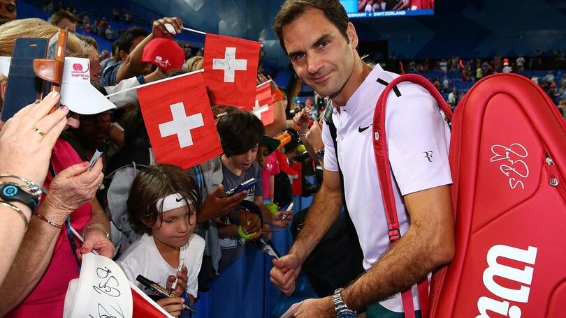 Tennis, Australian Open: Federer, sesto trionfo a 2,75