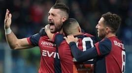 Genoa-Sassuolo 1-0: al Ferraris decide Galabinov