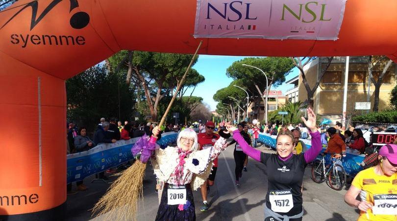 """""""Corri per la Befana"""": grande festa, 3000 presenti all'evento"""