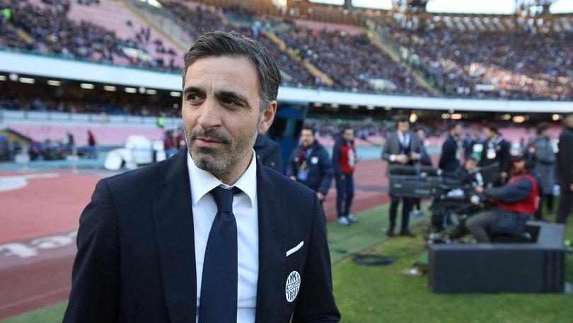 Serie A Verona, Pecchia: «Il gol del Napoli era da annullare»