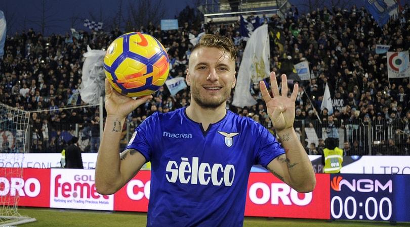 Serie A, Immobile favorito per il titolo di capocannoniere