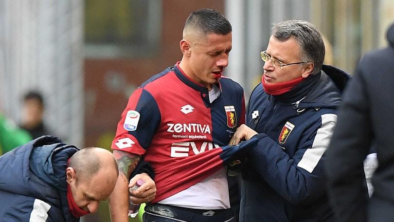 Serie A Genoa, tutto pronto per il test con il Monaco