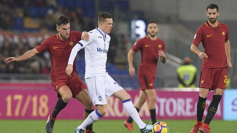 Serie A Roma-Atalanta 1-2, il tabellino