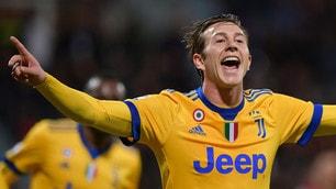 Cagliari-Juventus 0-1, Allegri risponde a Sarri