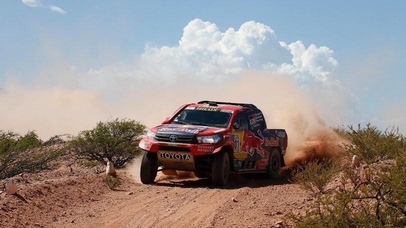 Dakar 2018: doppietta Toyota nella prima tappa
