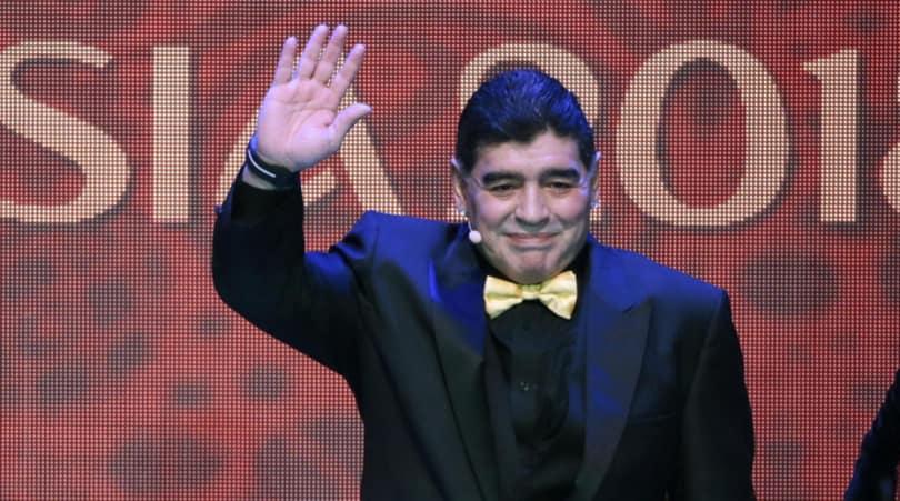 Boca Juniors, Maradona elogia Tevez: «Non è un traditore»