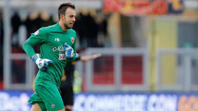 Serie A, Brignoli: «Benevento, che orgoglio. Non molliamo»