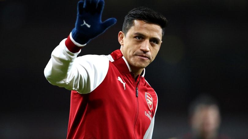Arsenal, Wenger: «Nessun contatto fra il Manchester City e Alexis Sanchez»