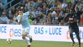 Serie A Spal, Viviani in rampa di lancio