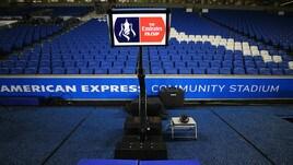 Var, in Inghilterra buona la prima: nessun intoppo durante Brighton-Crystal Palace