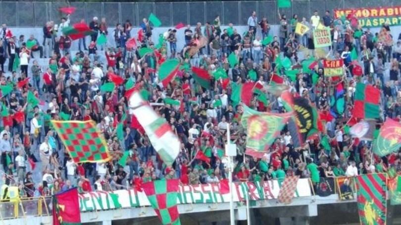 Serie B, Viciani junior e l'amore per l'Unicusano Ternana