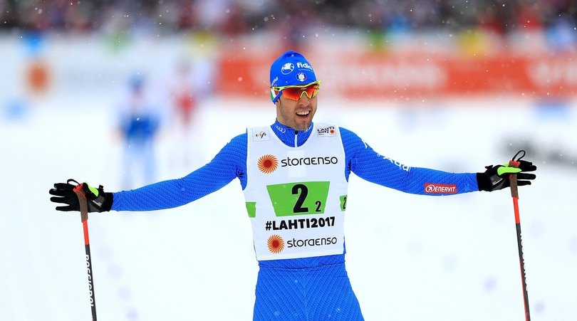 Sci di fondo, super Federico Pellegrino: suo lo sprint a Dresda