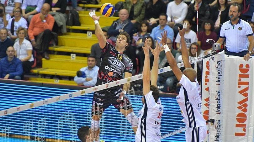 Volley: Superlega, domani la 4a di ritorno, Verona-Padova il posticipo di giovedì